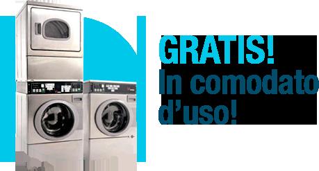 Macchinari in comodato d uso lavanderie automatiche for Comodato d uso casa